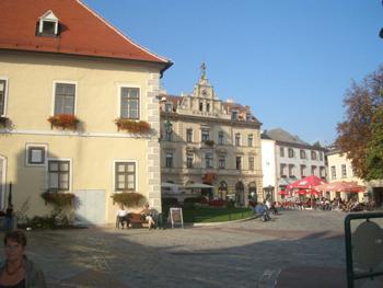Sehenswertes Mdling Fugngerzone Altstadt Mdling
