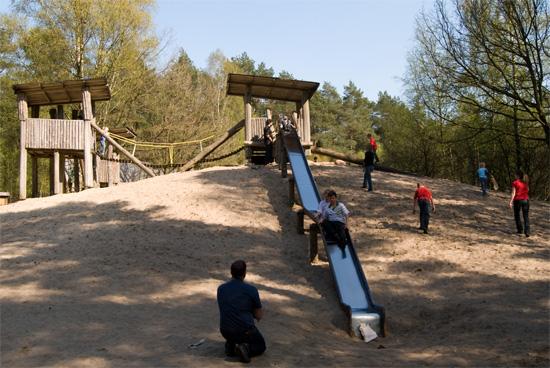 Freizeit Abenteuer Und Waldspielplatz Groses Holz