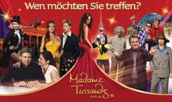 madame tussauds berlin gutschein