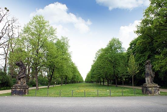 Sehenswertes - Großer Garten