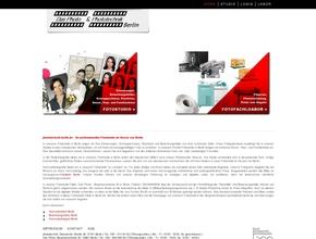Internetauftritte von fotografie in und um berlin