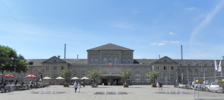Verkehrsverbindungen Bahnhof Göttingen Auskunft Fahrplan