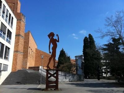 Kommunales - Skulpturenpark in Viersen