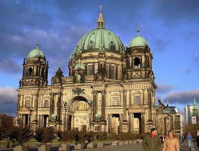 Sehenswertes Berliner Dom