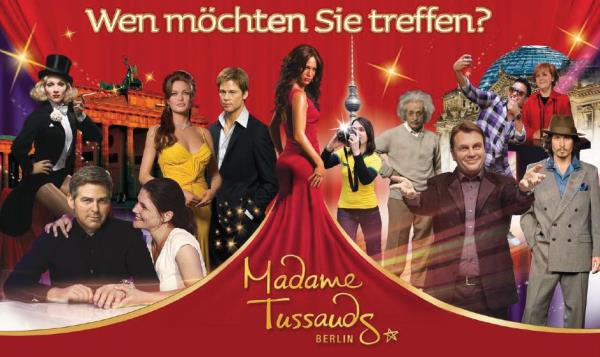 sehenswertes madame tussauds. Black Bedroom Furniture Sets. Home Design Ideas