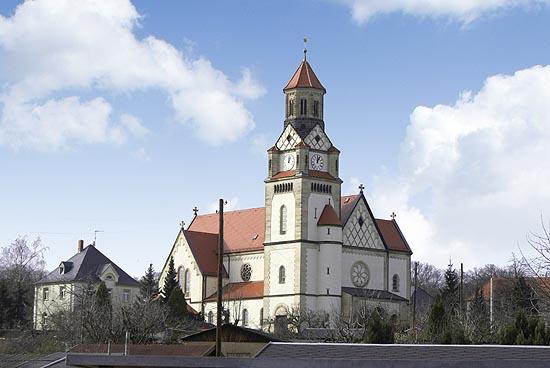 Kommunales St Marien Katholische Pfarrei Dresden Cotta Kirche