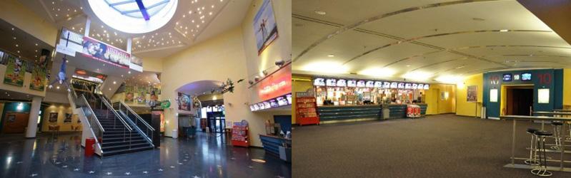 Cineplex Cinemaxx Mannheim