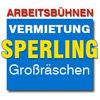 ARBEITSBÃœHNEN VERMIETUNG Sperling Inh. H. Fillinger
