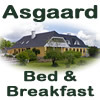 Asgaard Bed and Breakfast Djursland, billig overnatning nær Aarhus, Rønde, Pension