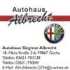 Autohaus Siegmar Albrecht - Ihr Partner für Ihr KFZ in Gotha