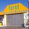 Autowaschstraße am Forst