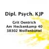 Dipl. Psychologin Oentrich | Kinder und Jugend Psychotherapie | Wolfenbüttel