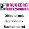 Druckerei Kretzschmar | Offsetdruck - Digitaldruck - Buchbinderei