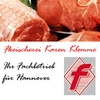 Fleischermeisterin Karen Klemme