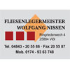 Fliesenlegermeister Wolfgang Nissen