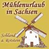 Haubner Mühle - Mühlenurlaub in Sachsen