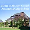 Heinz & Marion Goesch | Ferienwohnung im Alten Land