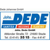 Johs. Dede GmbH, Stade, Heating And Sanitarian Installation