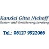 Kanzlei Gitta Niehoff, Rentenberatung & Vorsorgeberatung