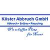 Köster Abbruch GmbH Abbruchunternehmen Baustoffrecycling Demontagen Entkernungen