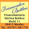 Salon Buttkus - Friseursalon in Werdau nahe Zwickau