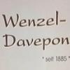 Wenzel-Davepon | Festmoden, Raumausstattung, Heimtextilien, Geschenke