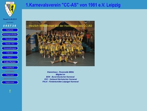 "1.Karnevalsverein ""CC-AS"" von 1981 e.V. Leipzig"