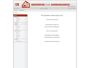A+B Architektur PLUS Baumanagement