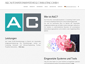 A & C Automationssysteme & Consulting GmbH