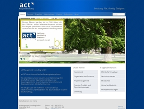 ACT Management Consulting GmbH