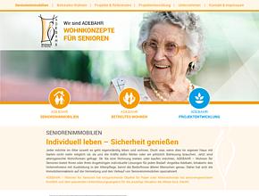 ADEBAHR | Wohnen für Senioren | Stade | Hamburg