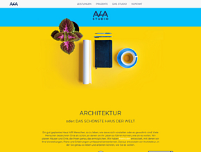 AHA Studio Architektur