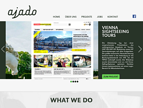 ajado - web, mobile & marketing