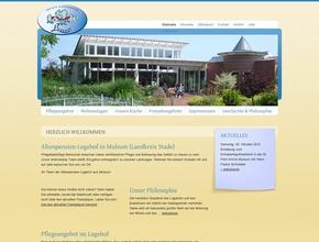 Altenpension-Logehof >> Zuhause in Mulsum