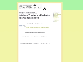 Amateurtheater Die Würfel e.V.