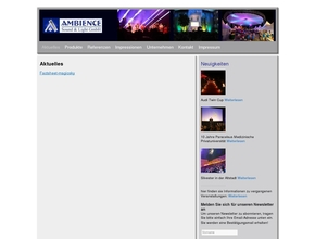 Ambience Sound & Light GmbH