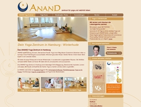 ANAND | Yoga Hamburg Winterhude