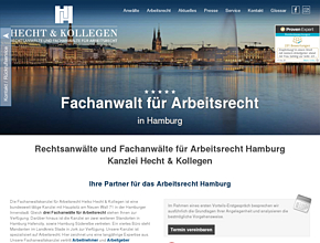 Anwaltskanzlei Heiko Hecht Kollegen Fachanwalt Arbeitsrecht Hamburg