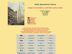 Apartement Gally Hedwig