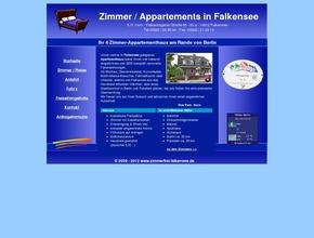 Apartment - Horn | FEWO | Zimmer Falkensee | Monteurzimmer | Urlaub mit Hund