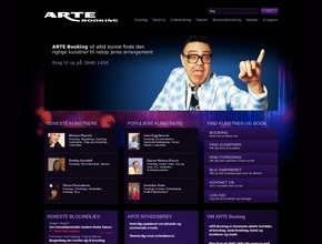 ARTE Booking ApS