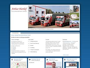 Arthur Hartlef Fuhrunternehmen GmbH
