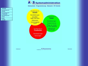 AS-Systemadministration