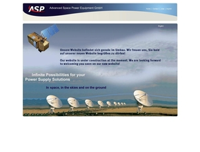 ASP Advanced Space Power Equipment GmbH