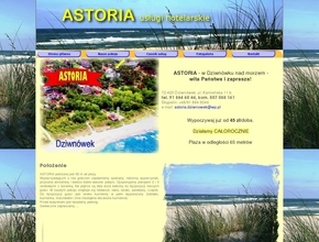 ASTORIA us³ugi HOTELarskie
