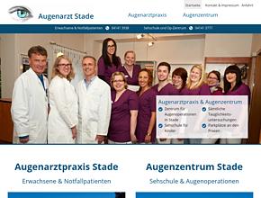 Augenarztpraxis in Stade | Dr. med. Hans Brosig und Dr. med. Frank Hoffmann