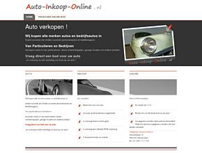 Auto Inkoop Online - personenauto's - bedrijfswagens