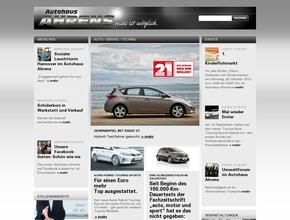 Autohaus Ahrens GmbH - Toyota Händler