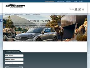 Autohaus Spreckelsen GmbH & Co. KG