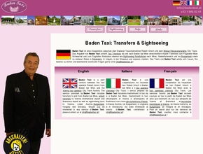 Baden Taxi: Transfers & Sightseeing